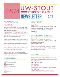 Newsletter 2-10